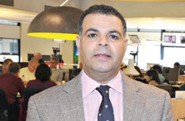 حسن موسى شفيعي مستشار حقوق الإنسان في سفارة البحرين بالمملكة المتحدة